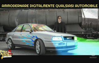 Auto, come ammordernarle digitalmente