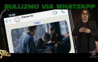 Bullismo via Whatsapp, come comportarsi