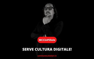 Serve cultura digitale